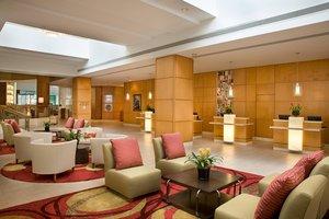 Lobby - Marriott Eaton Centre Hotel Toronto