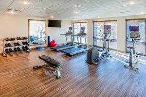 Fitness/ Exercise Room - Staybridge Suites Charlottesville