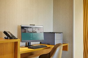 Conference Area - SpringHill Suites by Marriott North Springfield