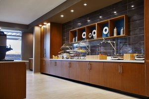 Restaurant - SpringHill Suites by Marriott North Springfield
