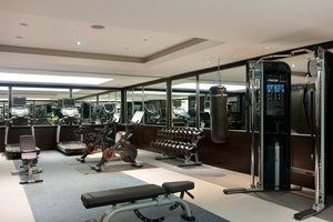 Fitness/ Exercise Room - Kimpton Muse Hotel New York