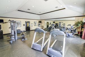 Fitness/ Exercise Room - Holiday Inn Northeast Arlington