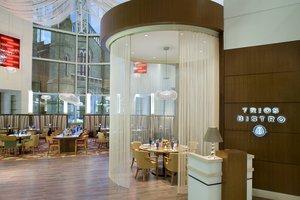 Restaurant - Marriott Eaton Centre Hotel Toronto