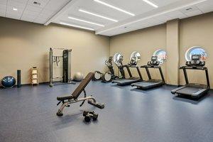 Fitness/ Exercise Room - Hotel Indigo Waterfront Place Everett