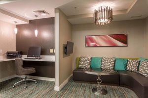Conference Area - Residence Inn by Marriott Rocky Mount