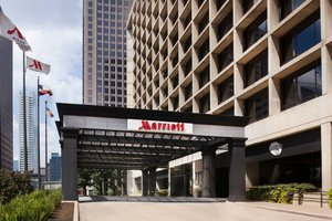 Exterior view - Marriott Hotel City Center Dallas