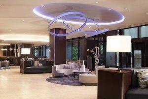 Lobby - Marriott Hotel City Center Dallas