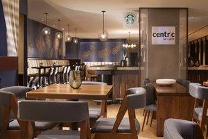 Restaurant - Marriott Hotel City Center Dallas