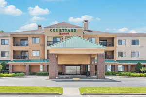 Exterior view - Courtyard by Marriott Hotel Rocky Mount