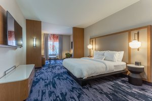 Suite - Fairfield Inn & Suites by Marriott Franklin