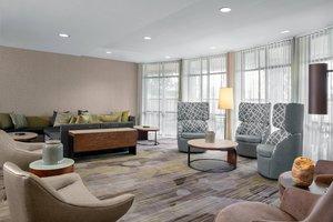 Lobby - Courtyard by Marriott Hotel Northeast Jacksonville