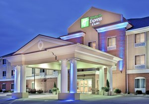 Exterior view - Holiday Inn Express Hotel & Suites Urbana