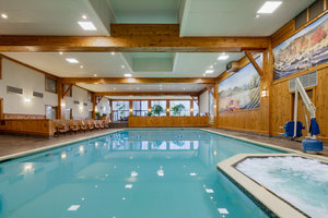 Pool - Crowne Plaza Resort & Golf Club Lake Placid