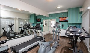Fitness/ Exercise Room - Holiday Inn Express Hotel & Suites Grande Prairie
