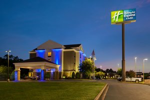 Exterior view - Holiday Inn Express Hotel & Suites McAlester