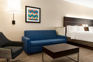 - Holiday Inn Express Hotel & Suites McAlester