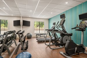 Fitness/ Exercise Room - Holiday Inn Express Hotel & Suites McAlester