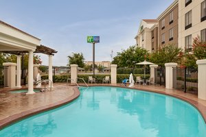Pool - Holiday Inn Express Hotel & Suites McAlester