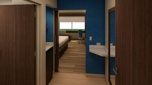 Room - Holiday Inn Express Quantico Dumfries
