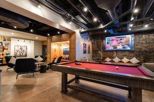 Lobby - Moxy Hotel by Marriott Downtown Nashville