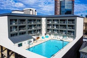Pool - Courtyard by Marriott Hotel Vanderbilt West End Nashville