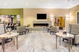 Lobby - Holiday Inn Downtown Lafayette