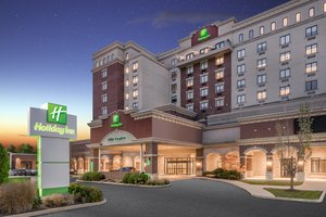 Exterior view - Holiday Inn Downtown Lafayette