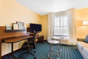 Suite - Fairfield Inn & Suites by Marriott Santa Fe