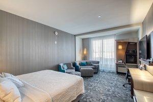 Suite - Courtyard by Marriott Hotel Fargo
