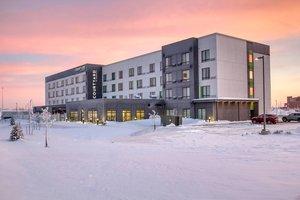 Exterior view - Courtyard by Marriott Hotel Fargo