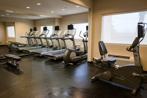 Fitness/ Exercise Room - Runway Inn & Suites New Orleans Airport Kenner