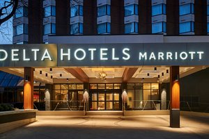 Exterior view - Delta Hotel by Marriott Mississauga