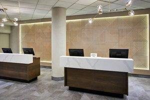 Lobby - Delta Hotel by Marriott Mississauga
