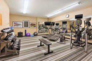 Fitness/ Exercise Room - Candlewood Suites Washington