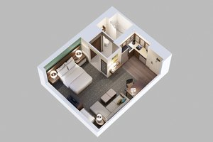 Room - Staybridge Suites Denton