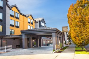 Exterior view - Four Points by Sheraton Hotel Downtown Seattle