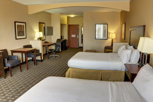 Room - Holiday Inn Express Hotel & Suites Huntsville