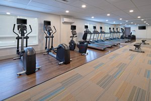 Fitness/ Exercise Room - Holiday Inn Express Hotel & Suites Airport SeaTac