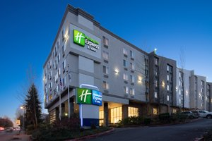 Exterior view - Holiday Inn Express Hotel & Suites Airport SeaTac