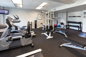 Fitness/ Exercise Room - Holiday Inn Downtown Port of Miami