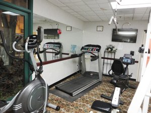 Fitness/ Exercise Room - Arlington Inn & Suites