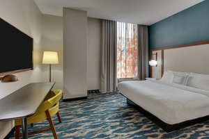 Room - Fairfield Inn & Suites by Marriott Downtown Birmingham