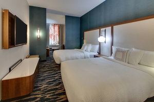 Suite - Fairfield Inn & Suites by Marriott Downtown Birmingham