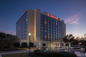 Exterior view - Marriott Hotel Hobby Airport Houston