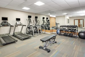 Fitness/ Exercise Room - Holiday Inn Express Hotel & Suites Riverhead