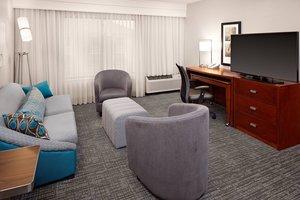 Suite - Courtyard by Marriott Hotel West University Houston