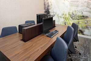 Conference Area - Courtyard by Marriott Hotel West University Houston