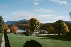 Exterior view - Crowne Plaza Resort & Golf Club Lake Placid