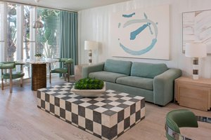 Suite - Avalon Hotel Beverly Hills