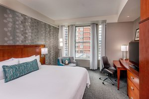 Room - Courtyard by Marriott Hotel Copley Square Boston